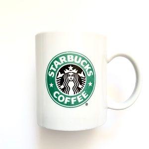 🥳 4/$30 | Starbucks Coffee White Mug